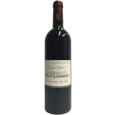 Domaine Haut-Lambert Bordeaux Rouge 2016
