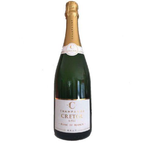 Cretol & Fils Champagne Blanc