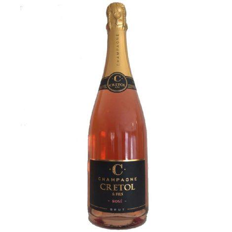 Cretol & Fils Champagne Rosé