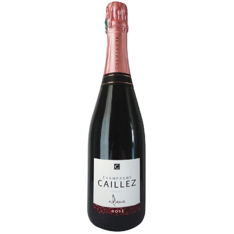 Domaine Caillez Champagne Rosé
