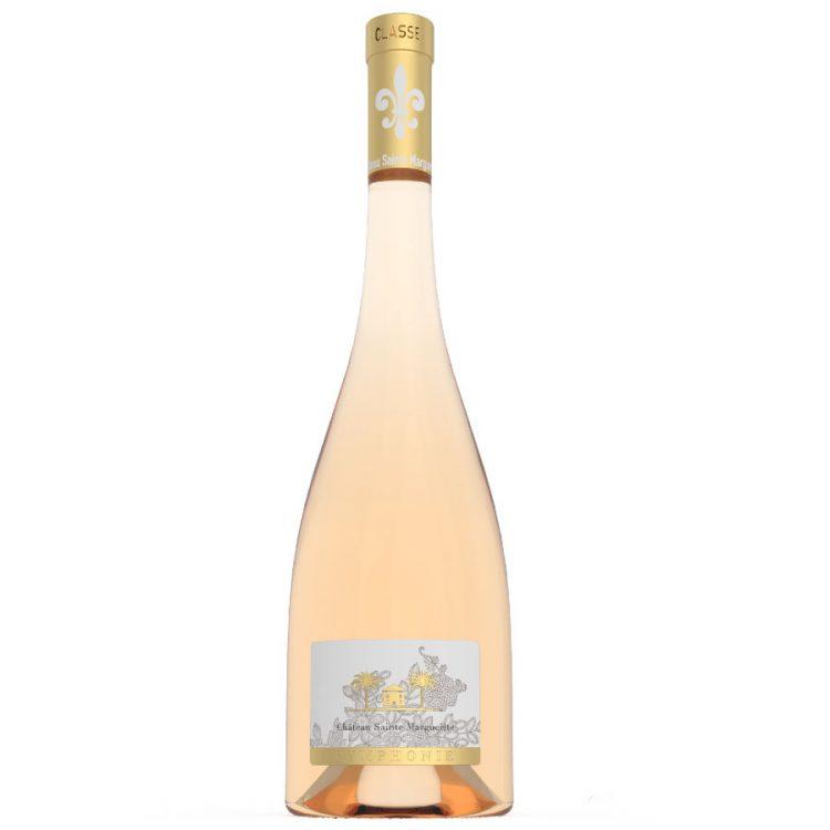 château sainte marguerite symphonie rosé 2019 côtes de Provence cru classé bio