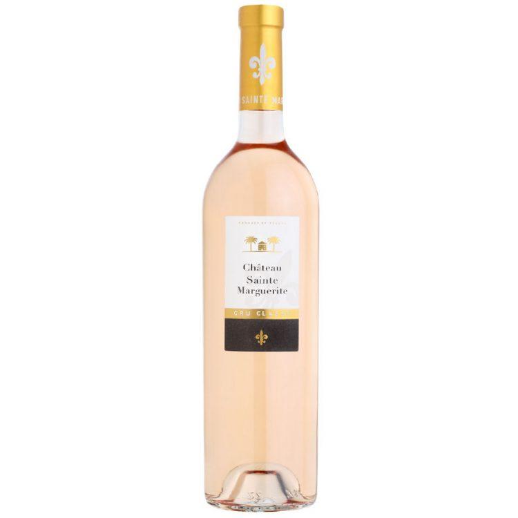 château sainte marguerite vin rosé côtes de Provence